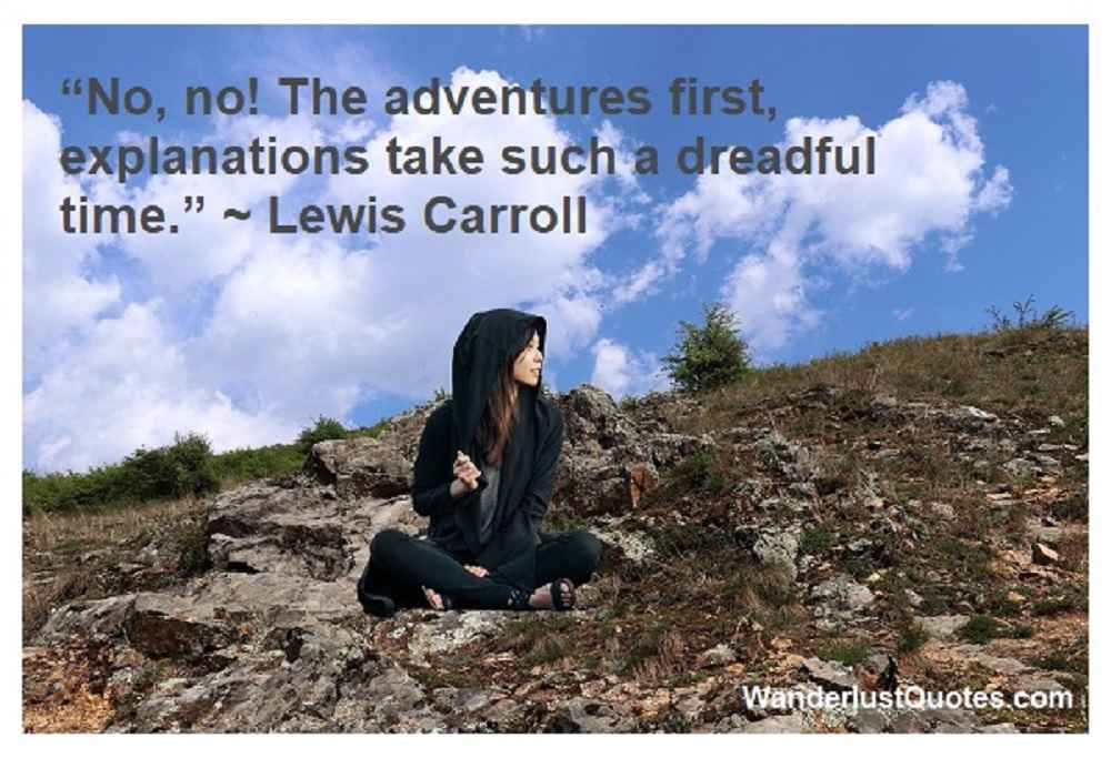 the adventures first